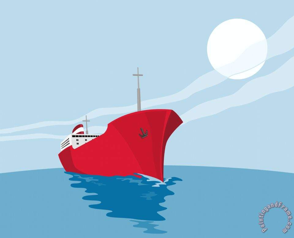 clipart container ship - photo #39