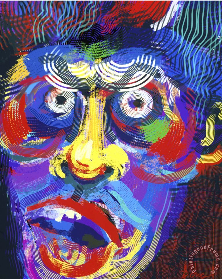 anger painting - photo #28