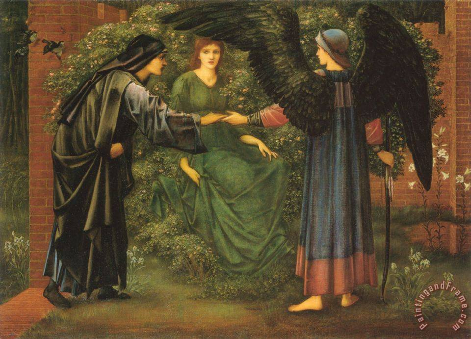 Burne Jones Paintings For Sale