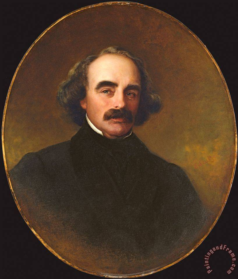 """nathanial hawthorne """"whether hawthorne has simply availed himself of this mystical blackness as a means to the wondrous effects he makes it to produce in his lights and."""