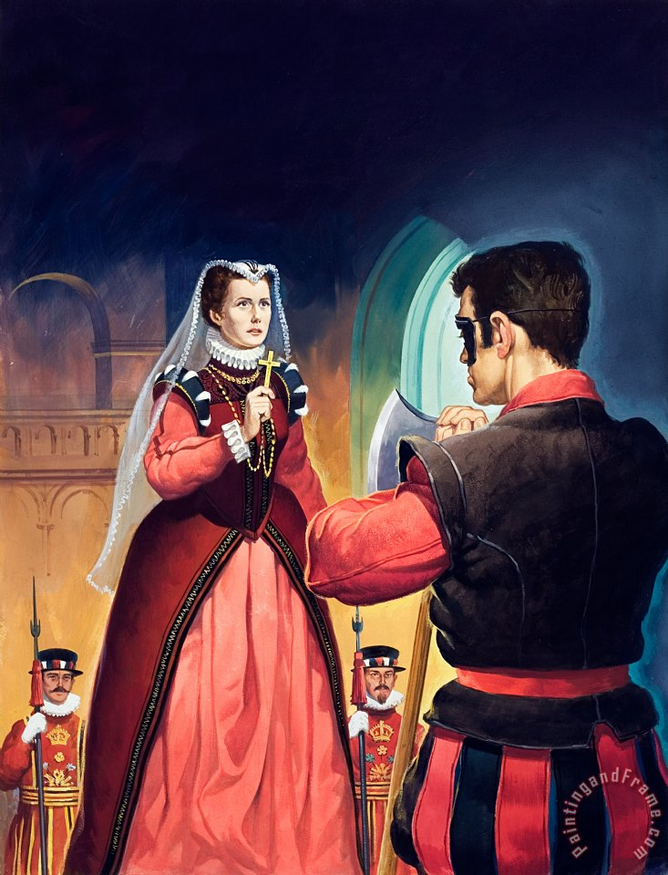The Trial of Mary Queen of Scots: Was it Justified?