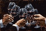 For a Better Life VI by Fabian Perez