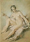 A study of Venus by Francois Boucher