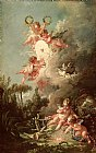 Cupids Target by Francois Boucher