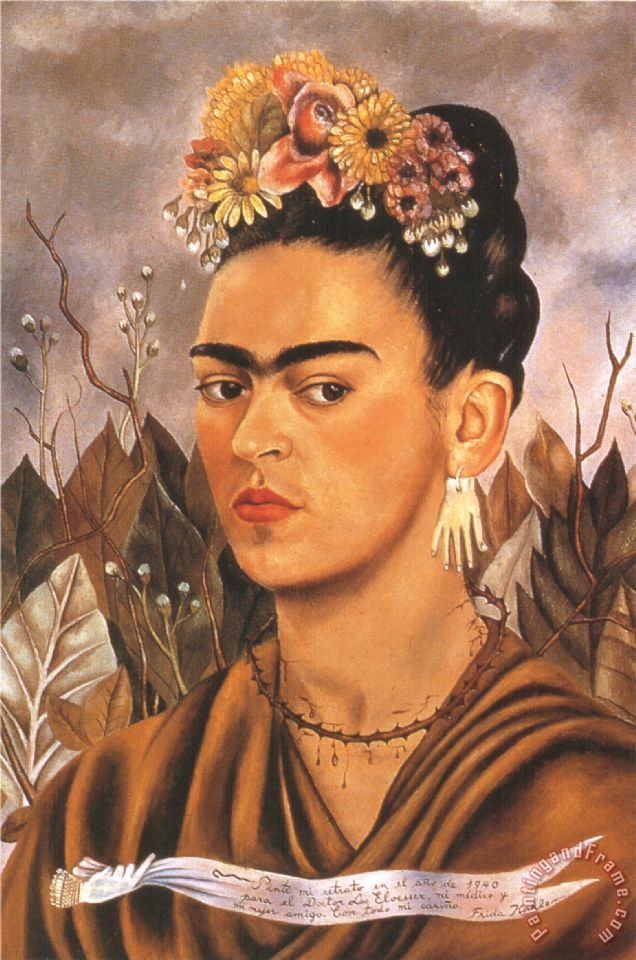 Painting By Frida Kahlo For Sale
