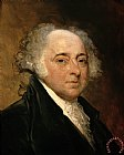 Portrait of John Adams by Gilbert Stuart