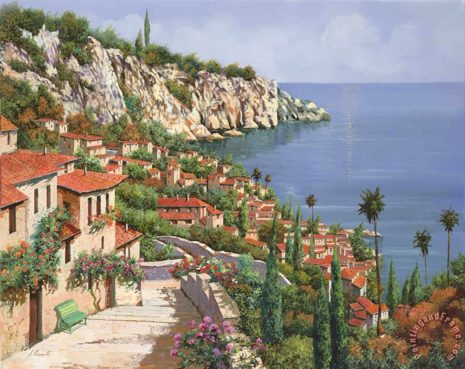 Collection 7 La Costa Art Painting