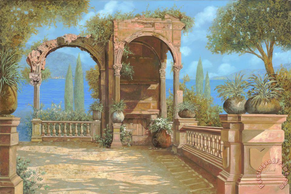 Collection 7 La Terrazza Sul Lago painting - La Terrazza Sul Lago ...