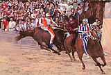 La Corsa Del Palio by Collection 7