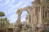 Roman ruins by Collection 7