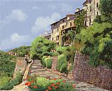 St Paul de Vence by Collection 7