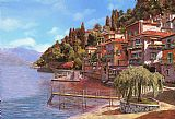 Varenna on Lake Como by Collection 7
