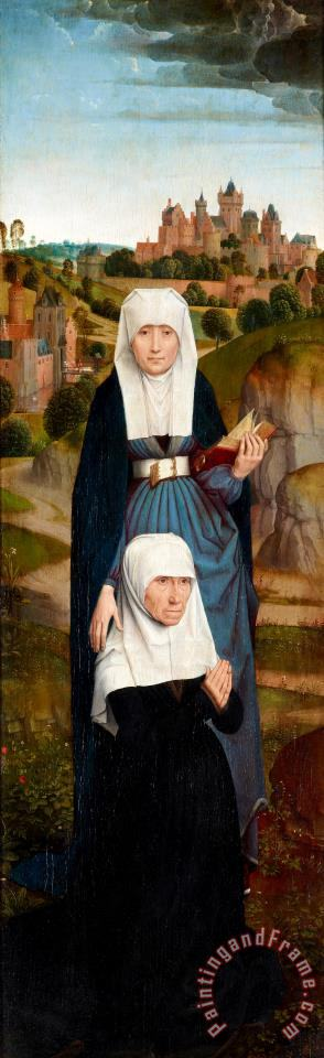 saint anne women Anne went to leucadia when the father of this italian saint died, his good mother brought up her twelve children well, even though they were very poor.
