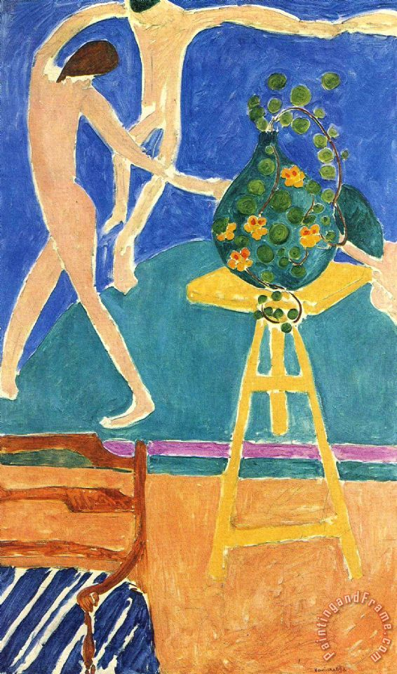 Henri Matisse Dance 1912 painting - Dance 1912 print for sale