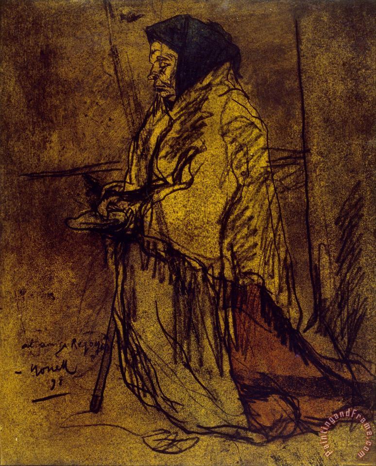 Woman Praying Painting Poor Woman Praying Painting