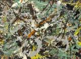 Art Printed on canvas by machine