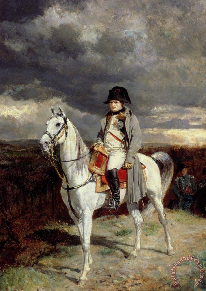 Painting Of Napoleon Bonaparte For Sale
