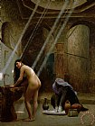 The Moorish Bath by Jean Leon Gerome