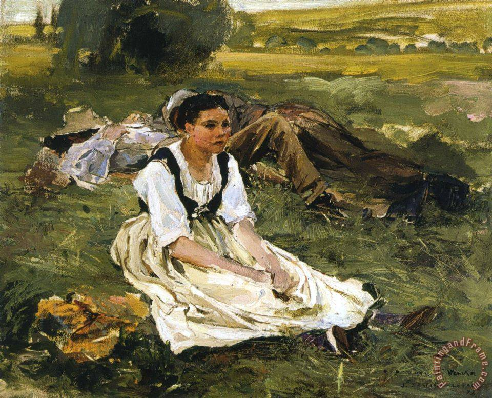 the significance of jules bastien lepages painting joan of ac Jules bastien-lepages first teacher was his father, himself an artist and his first formal training was at verdun, and prompted by a love of art he went to paris in 1867, where he was admitted to the École des beaux-arts, working under cabanel.