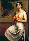 Oranges and Lemons by Julio Romero de Torres