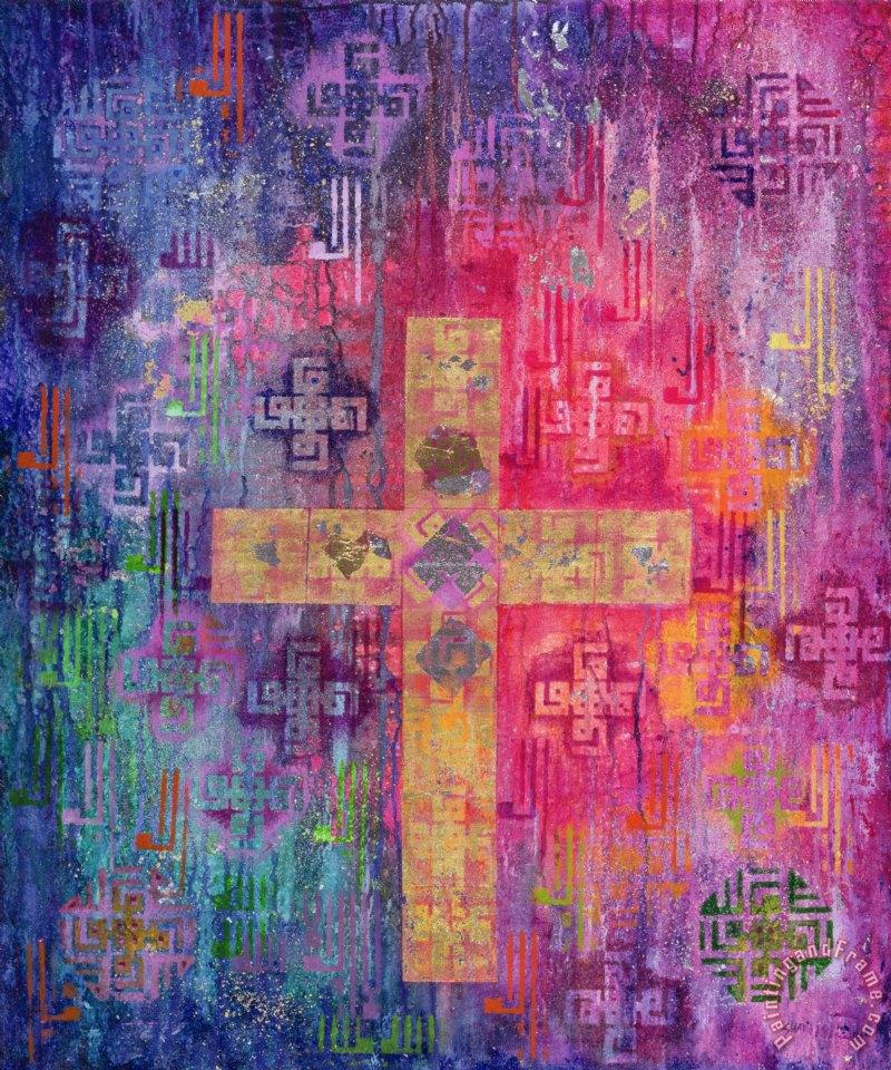 Αποτέλεσμα εικόνας για crucifix painting