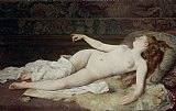 Sleep by Louis Joseph Raphael Collin