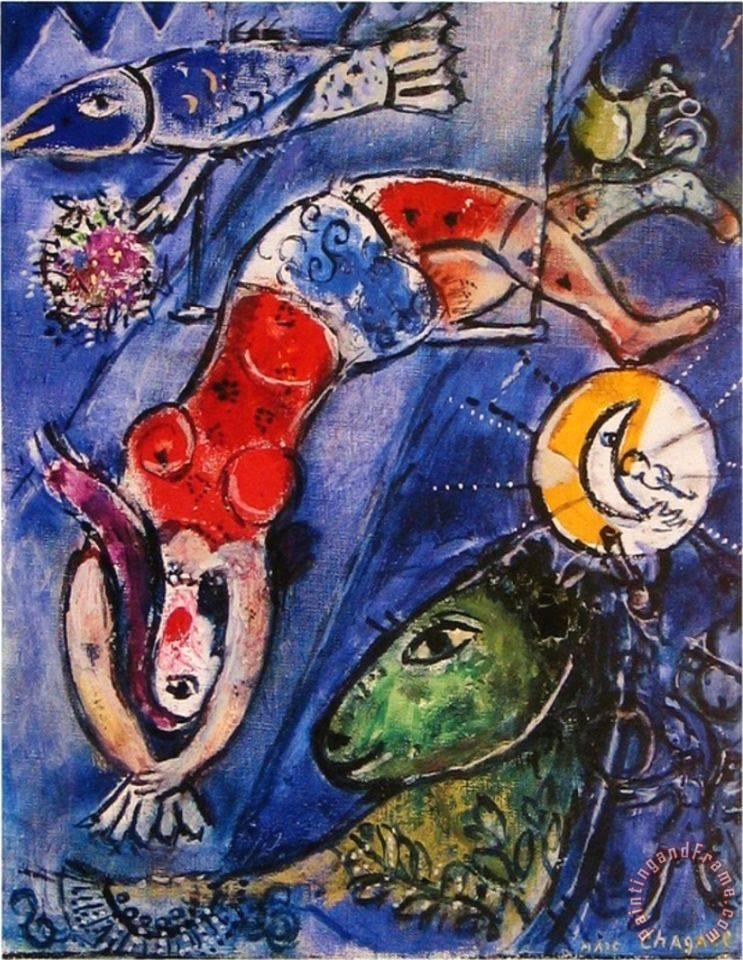 Marc Chagall Paintings Titles - Defendbigbird.com