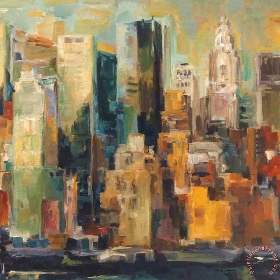 Marilyn Hageman New York New York Painting New York New