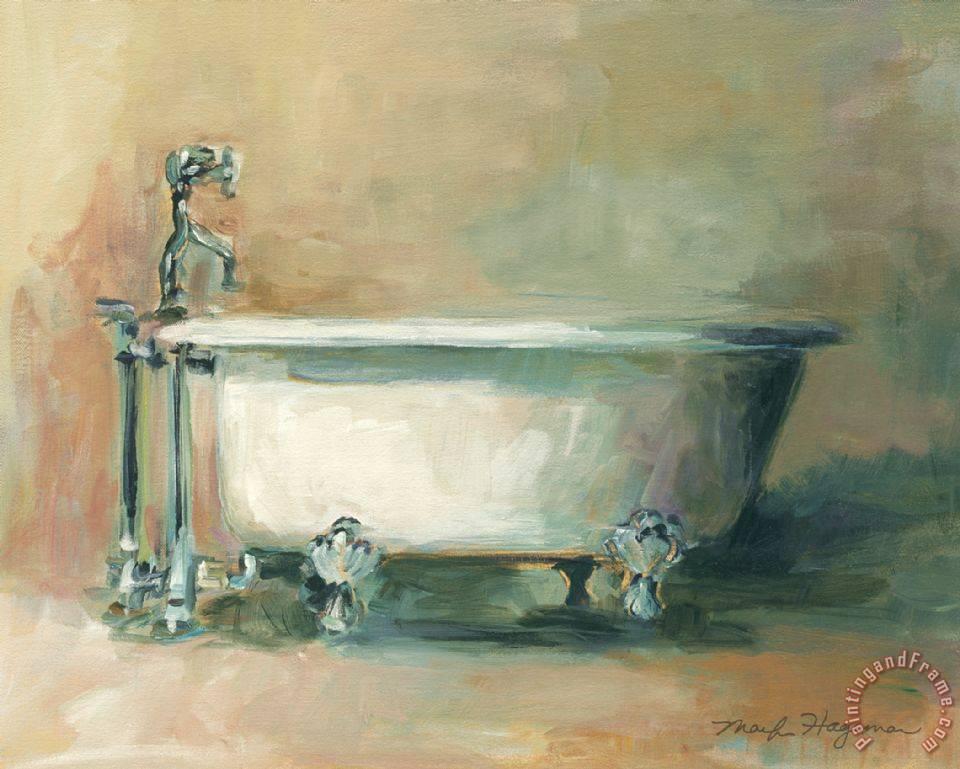 Vintage tub