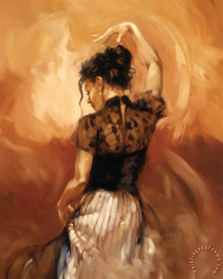 Bolero Painting Artist
