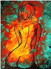 Megan Aroon Duncanson Prints - Hidden Beauty by Megan Aroon Duncanson