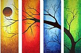 Megan Aroon Duncanson Prints - In Living Color by Megan Aroon Duncanson