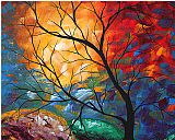 Megan Aroon Duncanson Prints - Jeweled Dreams by Megan Aroon Duncanson