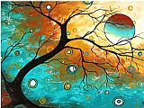 Megan Aroon Duncanson Prints - Many Moons Ago by Megan Aroon Duncanson