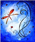 Megan Aroon Duncanson Prints - Springs Sweet Song by Megan Aroon Duncanson
