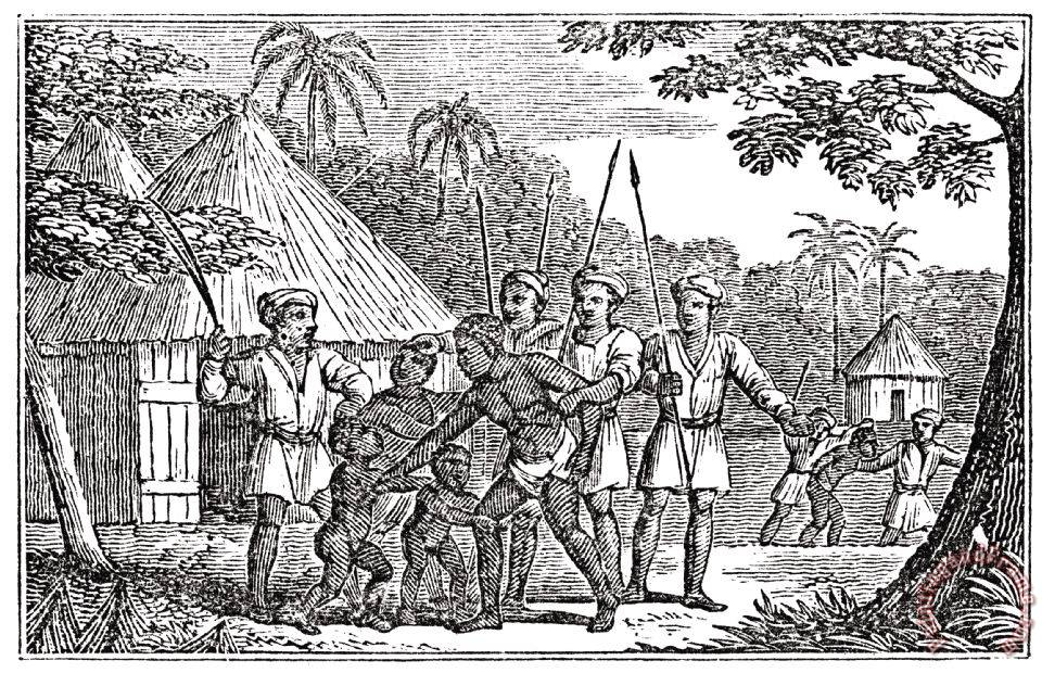 a history of the slave trade between africa and the spanish The new spanish law recognized slave a sharper focus on the role of slavery and the slave trade in us history africa, the slave trade.