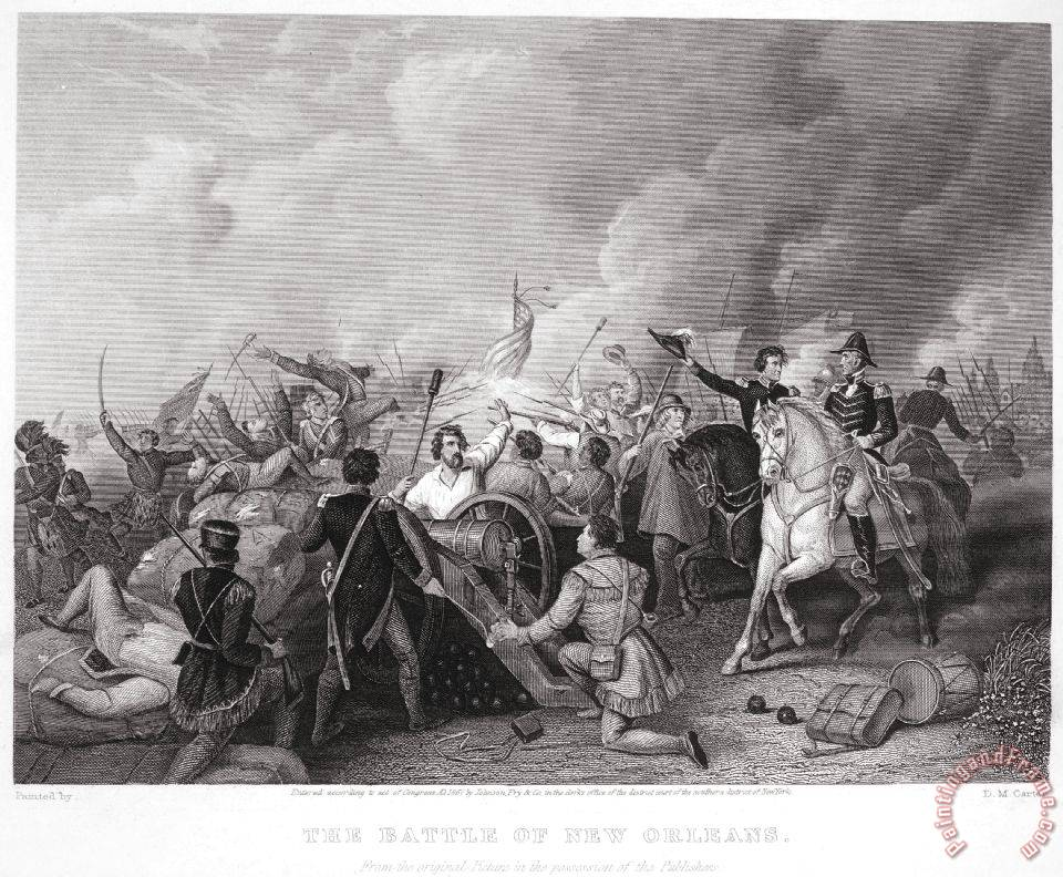 the battle of new orleans essay