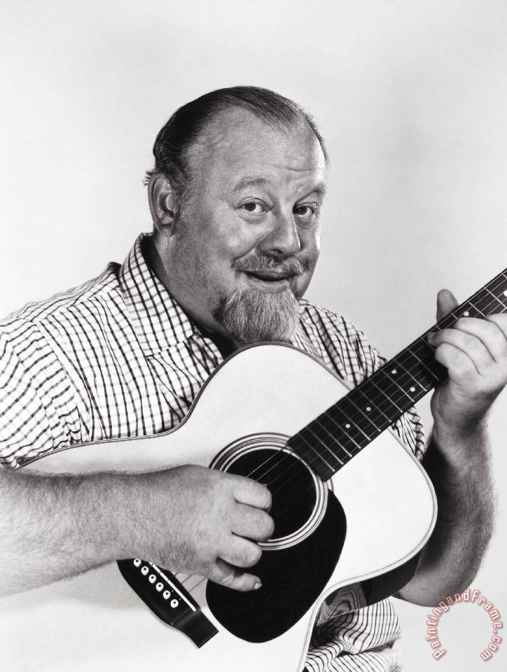 Others burl ives 1909 1995 painting burl ives 1909 for The ives