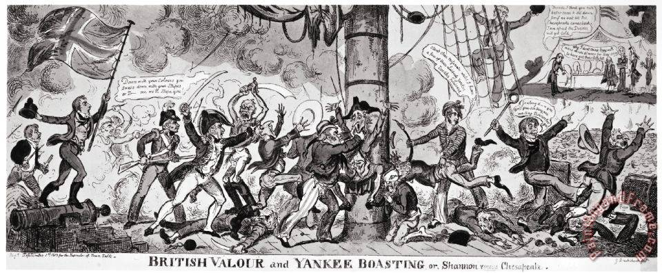 Others cartoon war of 1812 painting cartoon war of for War of 1812 coloring pages