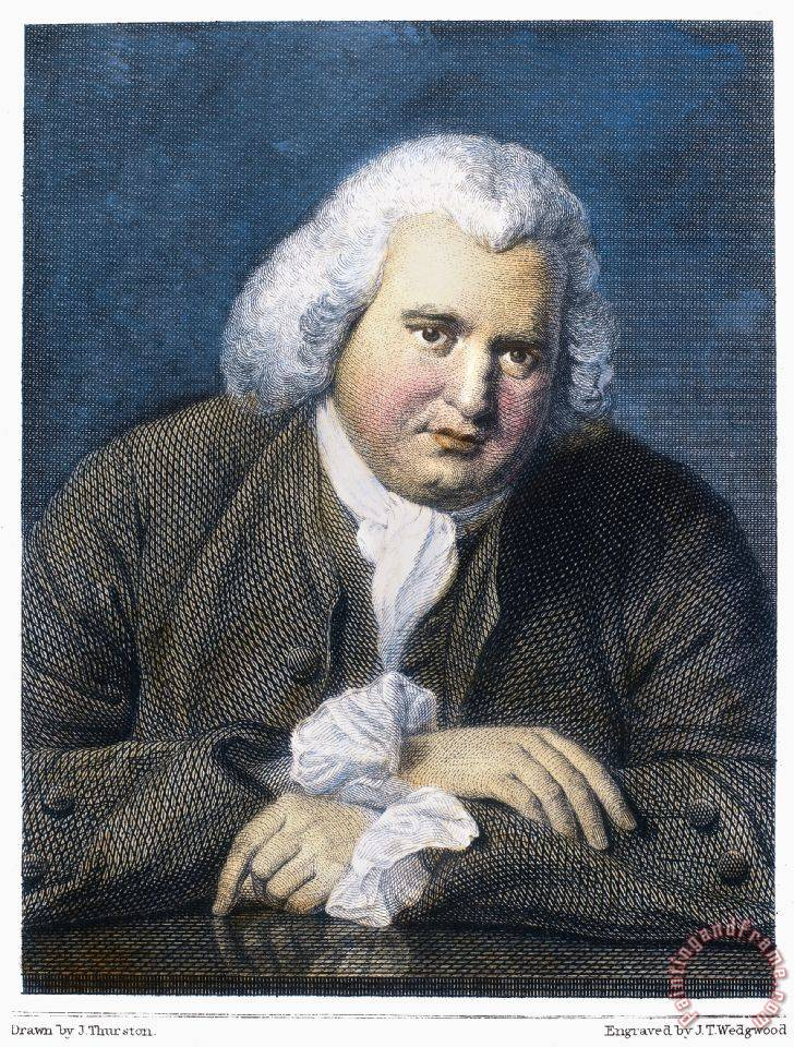 Erasmus Darwin a life of unequalled achievement