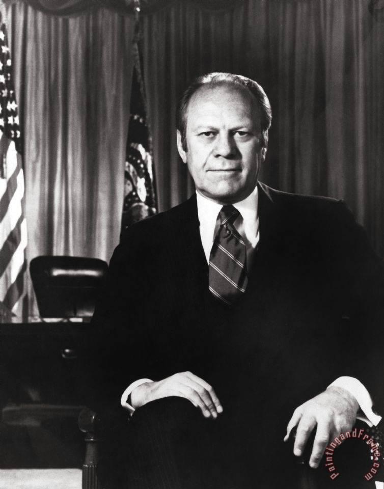 Ford Iraq President War