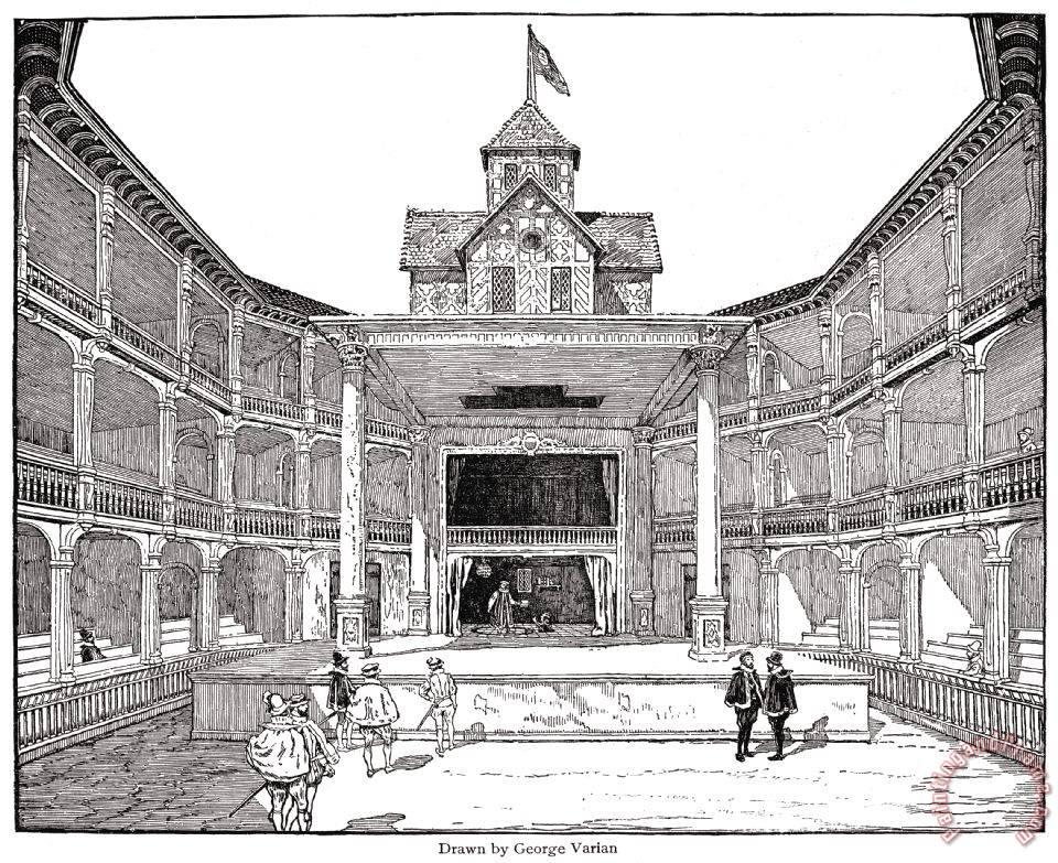 London Globe Theatre