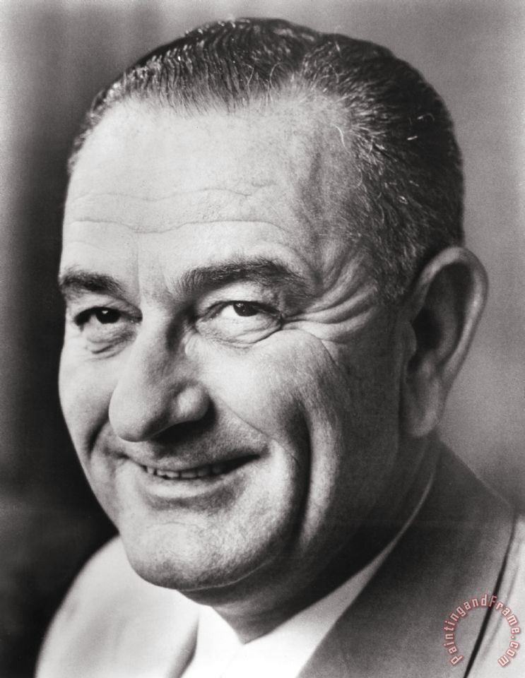 essay on lyndon b johnson Of the online journal history now, which features essays by leading scholars   president lyndon johnson announced his great society program during his.