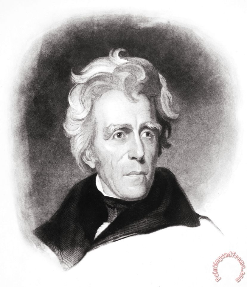andrew jackson 5 The indian removal act was signed by president andrew jackson on may 28, 1830 the law authorized the president to negotiate with southern native american tribes for their removal to federal territory west of the mississippi river in exchange for their lands.