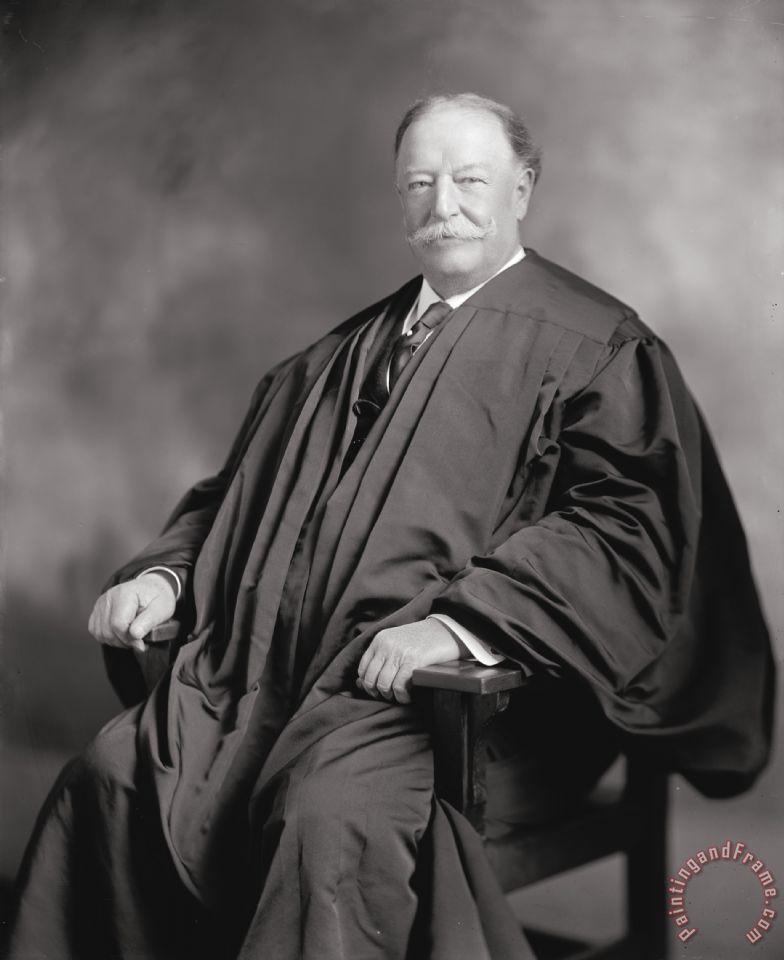 William Howard Taft painting - Others William Howard Taft Art PrintWilliam Taft