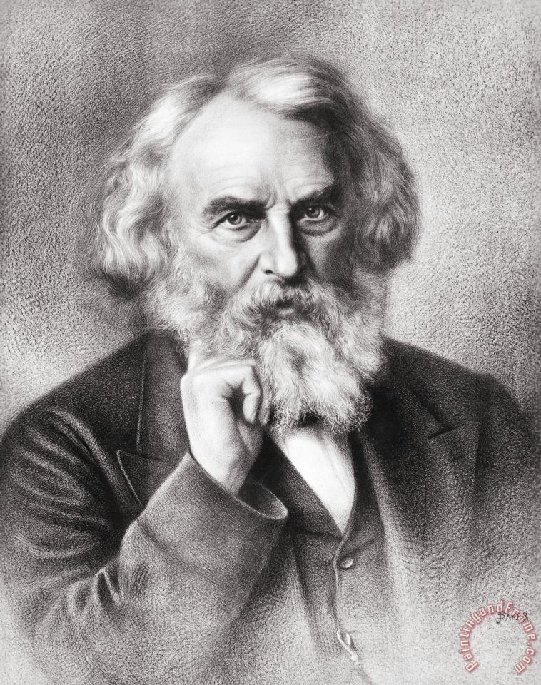 Others Henry Wadsworth Longfellow Painting