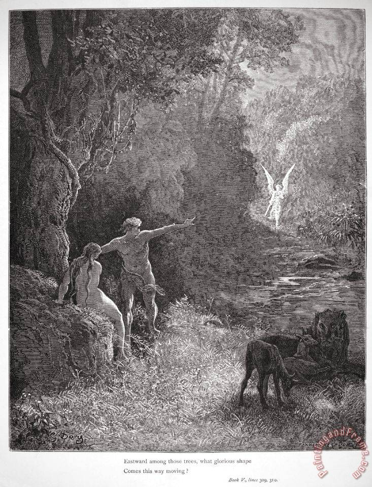 """in miltons paradise lost essay Milton's satan in paradise lost stanley fish in his essay, 'the harassed reader in paradise lost,"""" argues that satan possesses a form of heroism which is."""