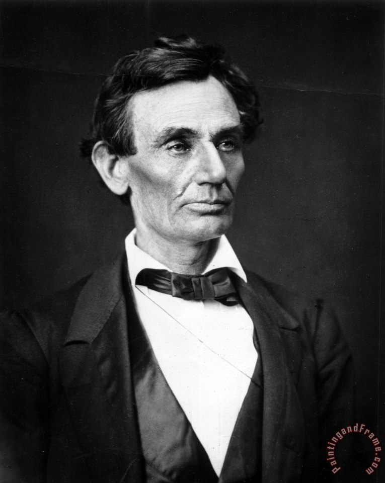 Others Abraham Lincoln Portrait painting - Abraham Lincoln ...