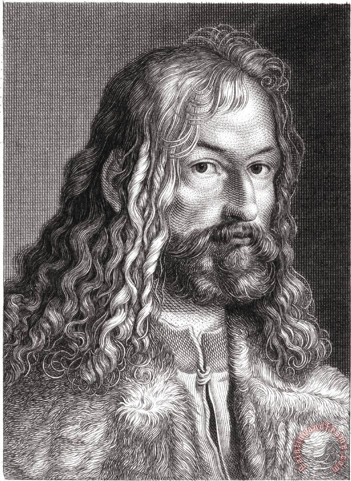 Others Albrecht Durer (1471-1528) Art Painting