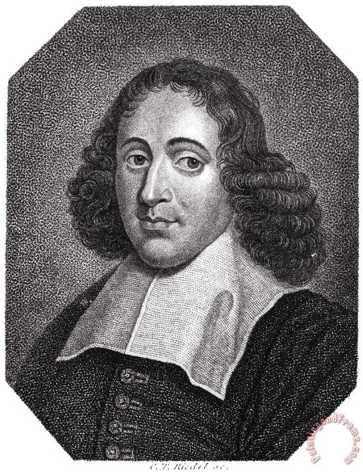 Citaten Baruch Spinoza : Others baruch spinoza painting